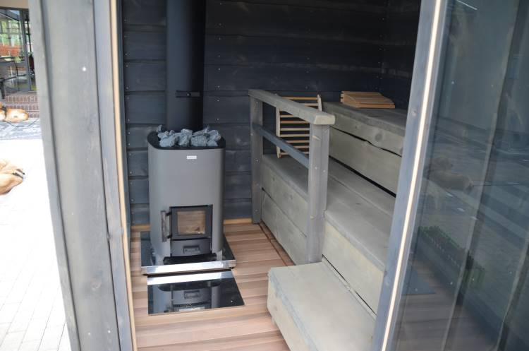 ReGo |  In addition to hot tubs, ReGo also sells Kirami FinVision saunas | Kirami