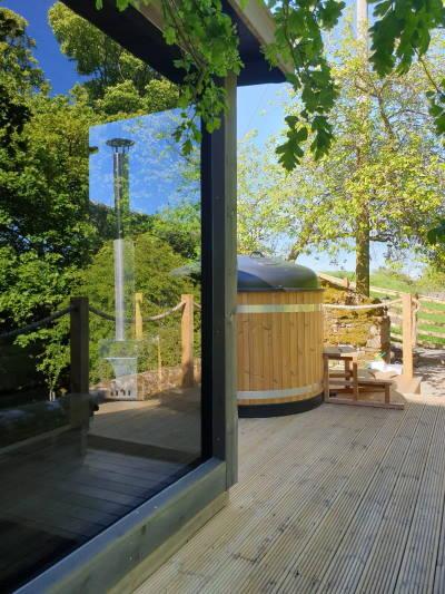 Rakennus- ja kaavamääritykset voivat erota paikkakunnittain, joten kannattaa perehtyä paikalliseen ohjeistukseen | Kirami FinVision-sauna