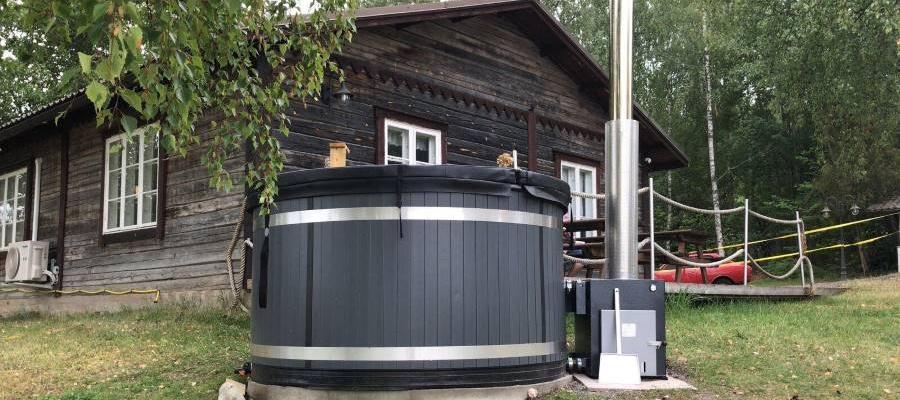 A Kirami Hot Tub Needs A Heater Kirami